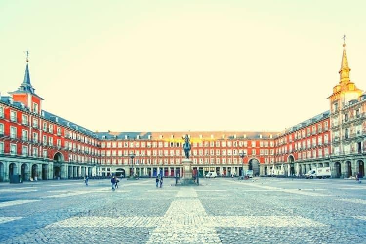 Stunning Madrid
