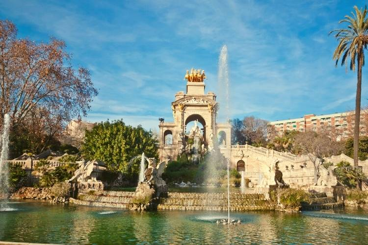 Sunny Barcelona