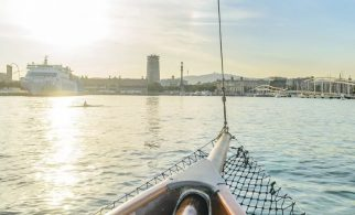 Sunset Sailing 25 10