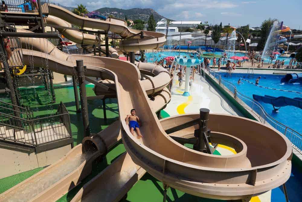 Parque acuático Isla fantasia 2
