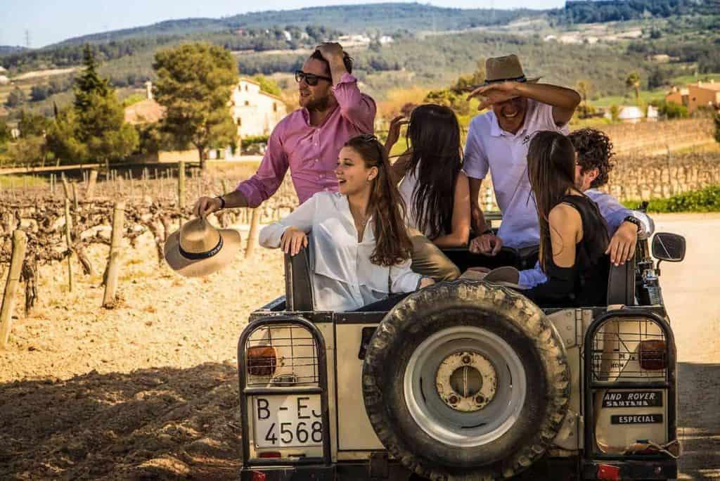 Expérience Premium Wine Cava 1 2