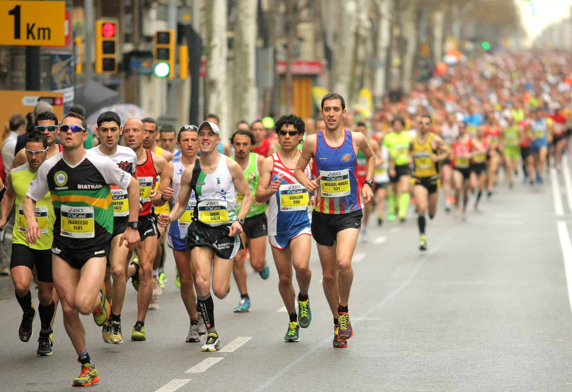 Barcelona In March - The Barcelona Marathon