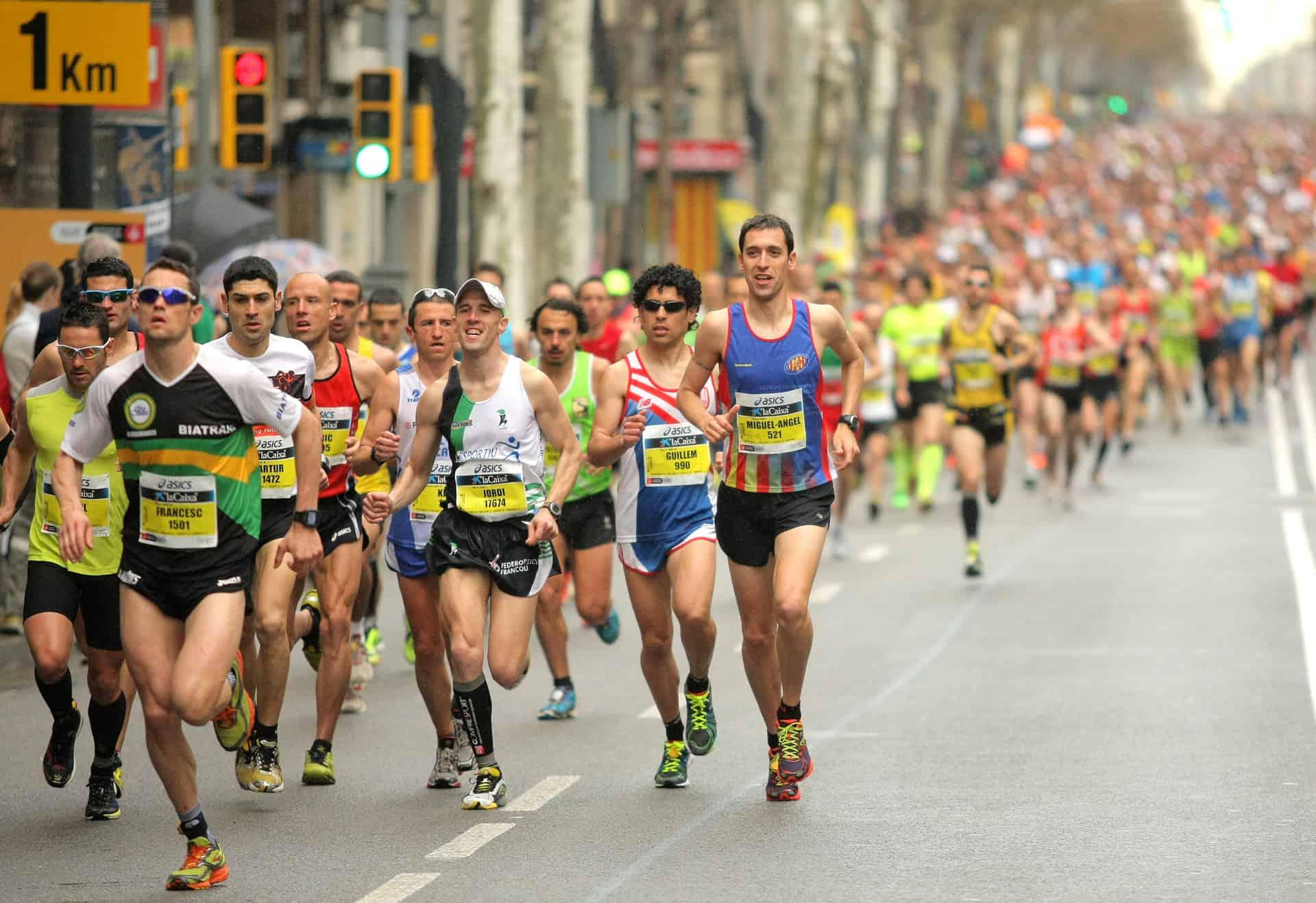 Barcelona In March - The Barcelona Marathon