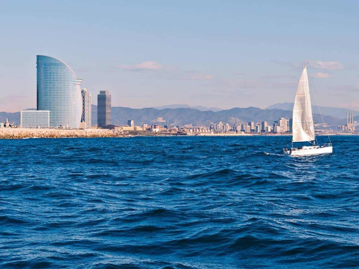 Barcelona Sailing