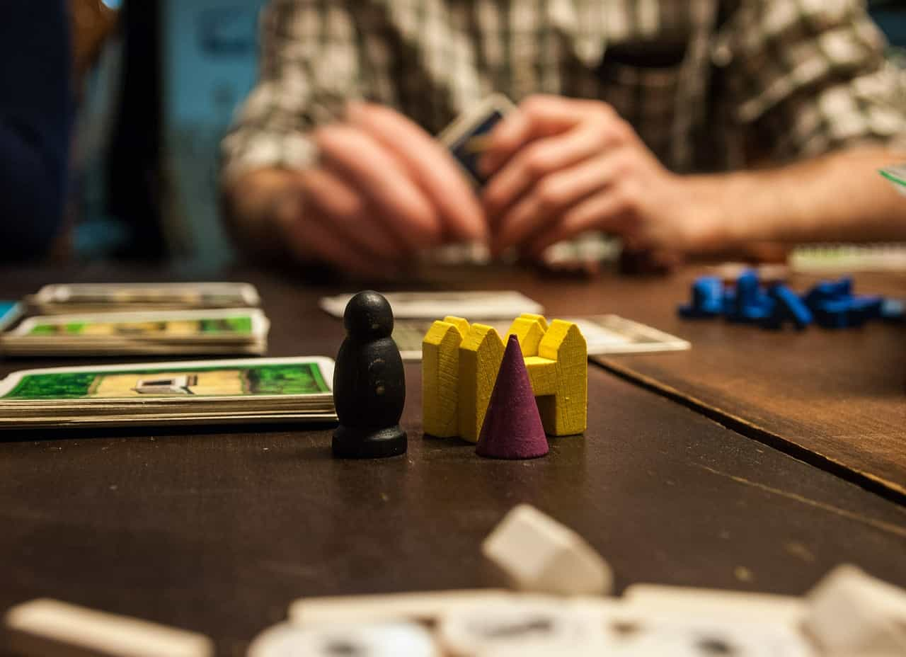 Play Board Games in a Bar in Barcelona