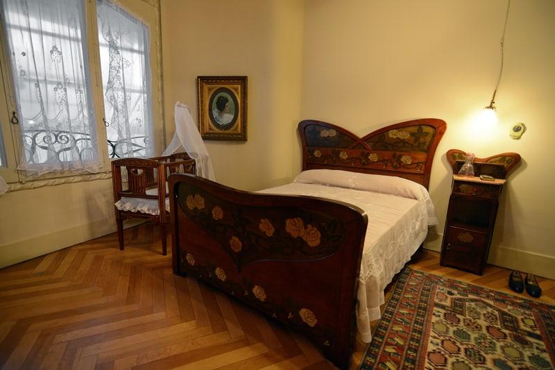 Dormitorios de Casa Milà