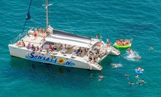 Catamaran Sailing Barcelona