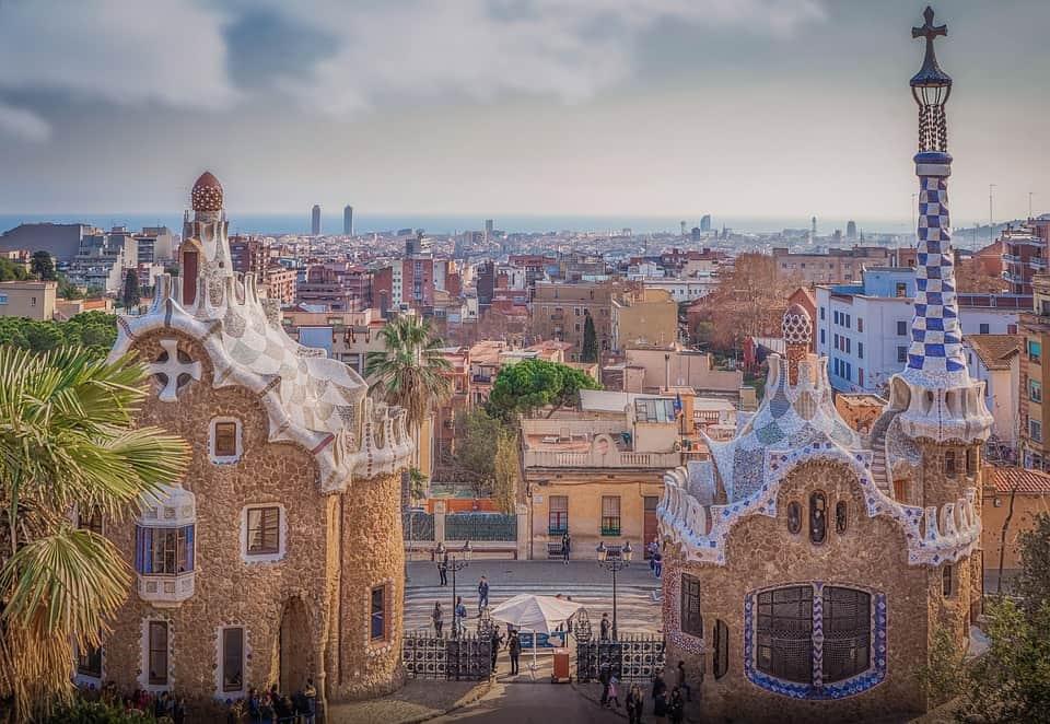 Gaudi Park 2