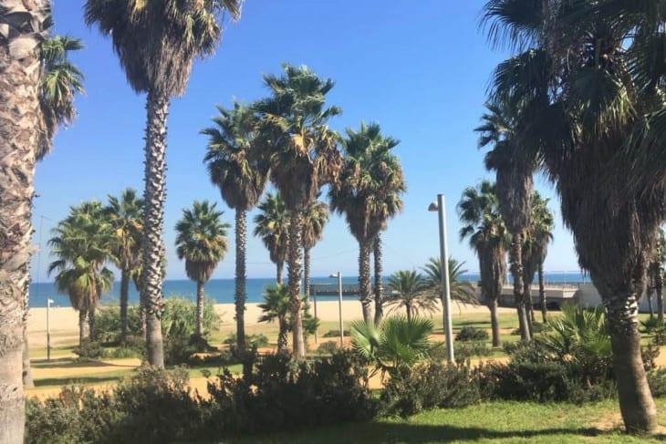 Maresme Beach