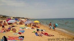 Montgat-Strand