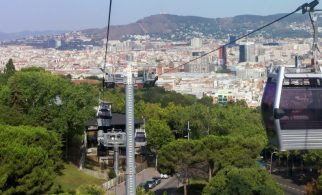 Montjuic Cable Car 25 10