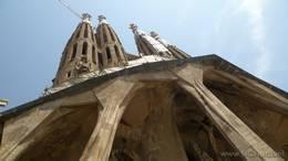 Passions Fassade Sagrada Familia