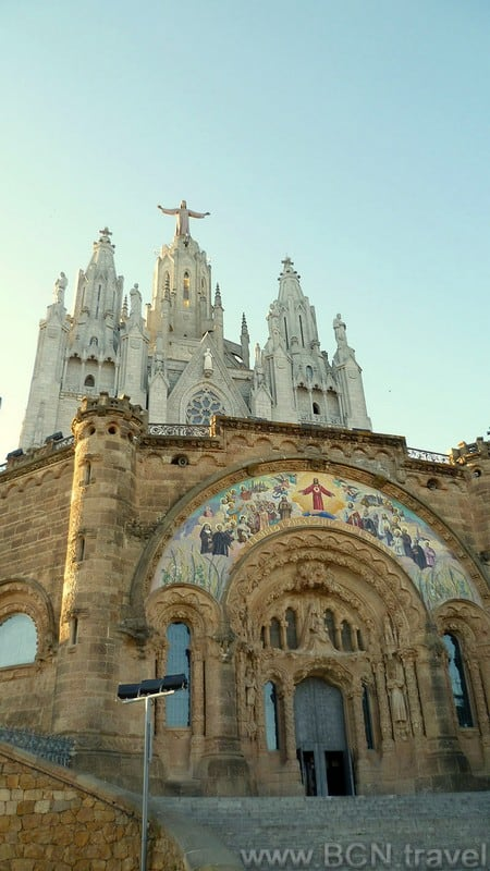 Tibidabo Cathedral 800px
