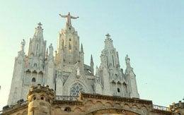 Tibidabo-Kathedrale-Barcelona