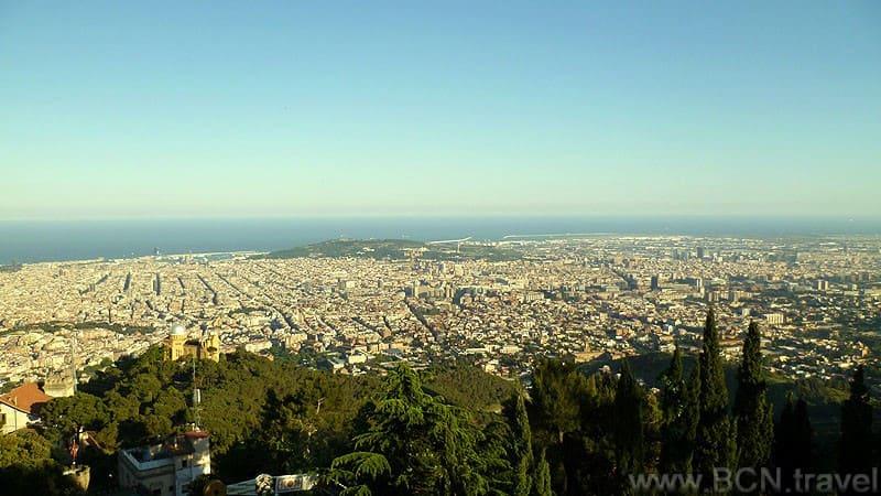Tibidabo View 1 800px