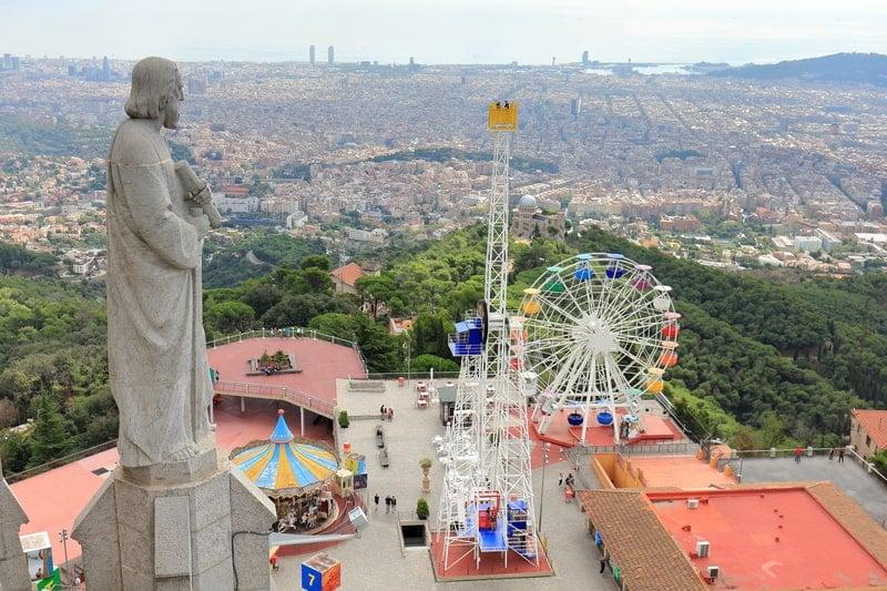Tibidabo Theme Park