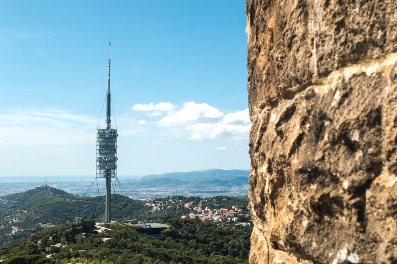 Torre Collserola by Norman Foster