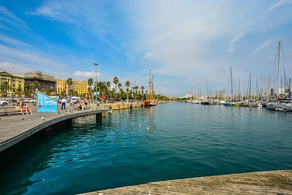 Waterfront Barcelona